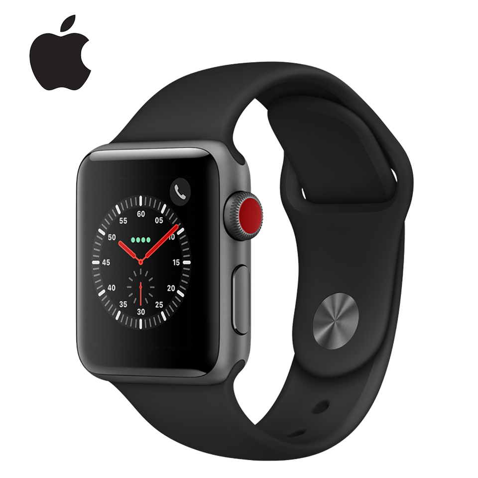 Apple Watch Series 3 Smartwatch 38mm 42mm Smart Wearable Devices Sport Band GPS / Cellular Fitness Heart Rate Sports Tracker