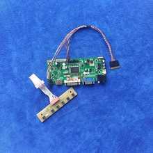 Kit M.NT68676 LCD matrix drive board VGA DVI HDMI-compatible 1366*768 For LTN156AT32/LTN156AT35/LTN156AT36 WLED 60Hz 40-Pin LVDS