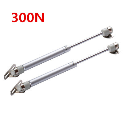 New 300N Furniture Hinge Kitchen Cabinet Door Lift Pneumatic Support Hydraulic Gas Spring Stay Hold Pneumatic Hardware