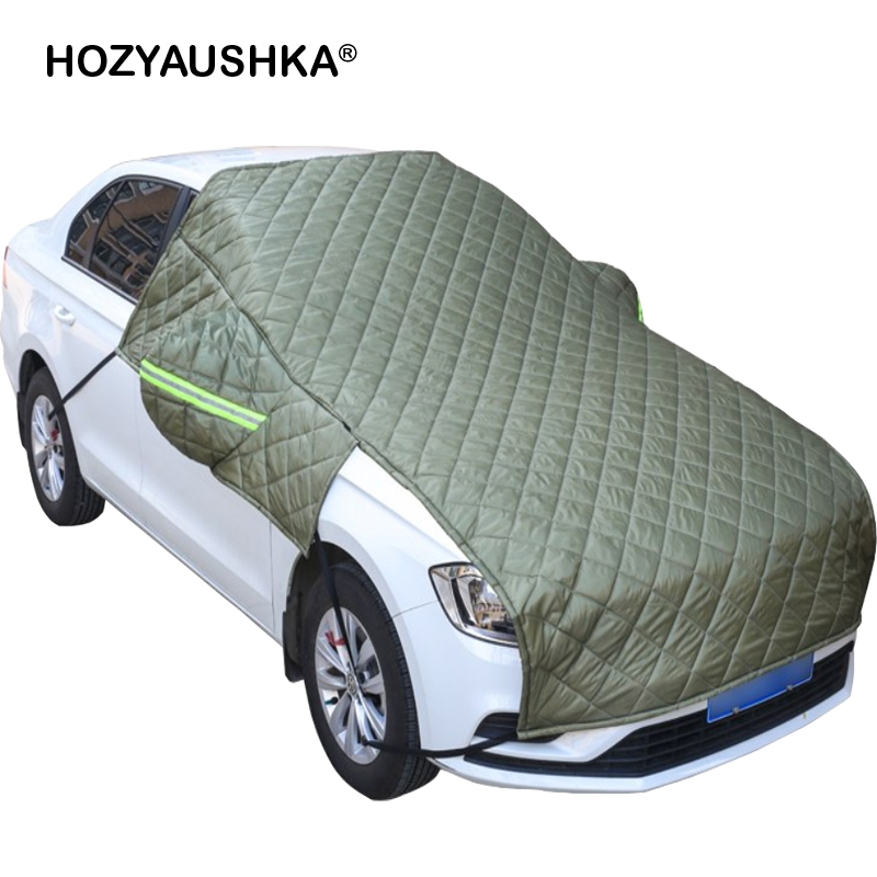 Acar protection couvre voiture couvre auto voiture pare-brise couverture de voiture snowauto voiture couverture couverture voiture HOZYAUSHK