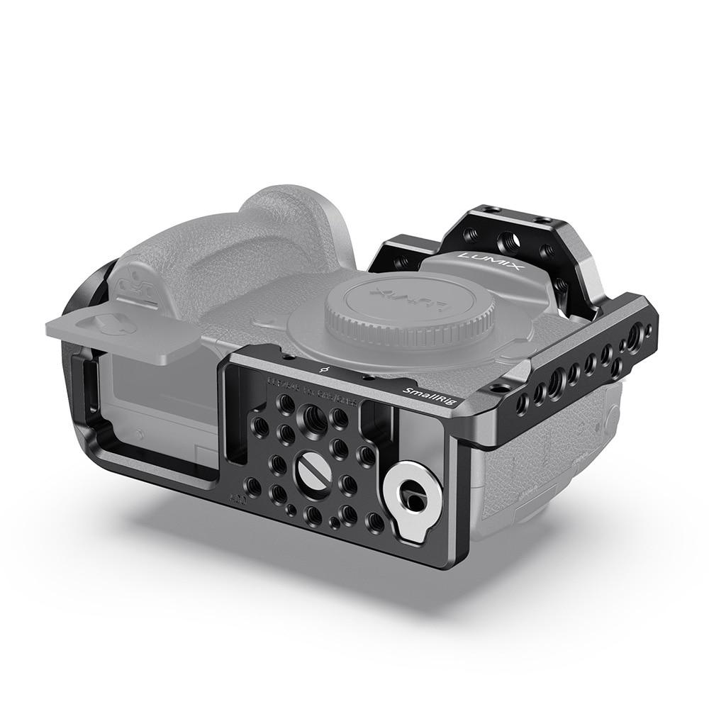 Kletka za kamero SmallRig za Panasonic GH5 in GH5S z nosilcem - Kamera in foto - Fotografija 4