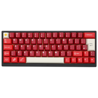 Bm60rgb bm60 iso UK EU rgb 60% gh60 heißer swap Custom Mechanische Tastatur PCB programmiert qmk firmware rgb underglow typ c