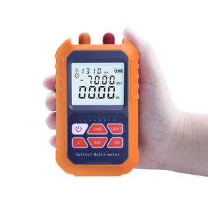 Image 1 - Ftth 3 in 1 handheld Fiber mini Optical Power Meter  70+3 dBm Laser source Visual Fau 5MW 5KM  Network Cable Test