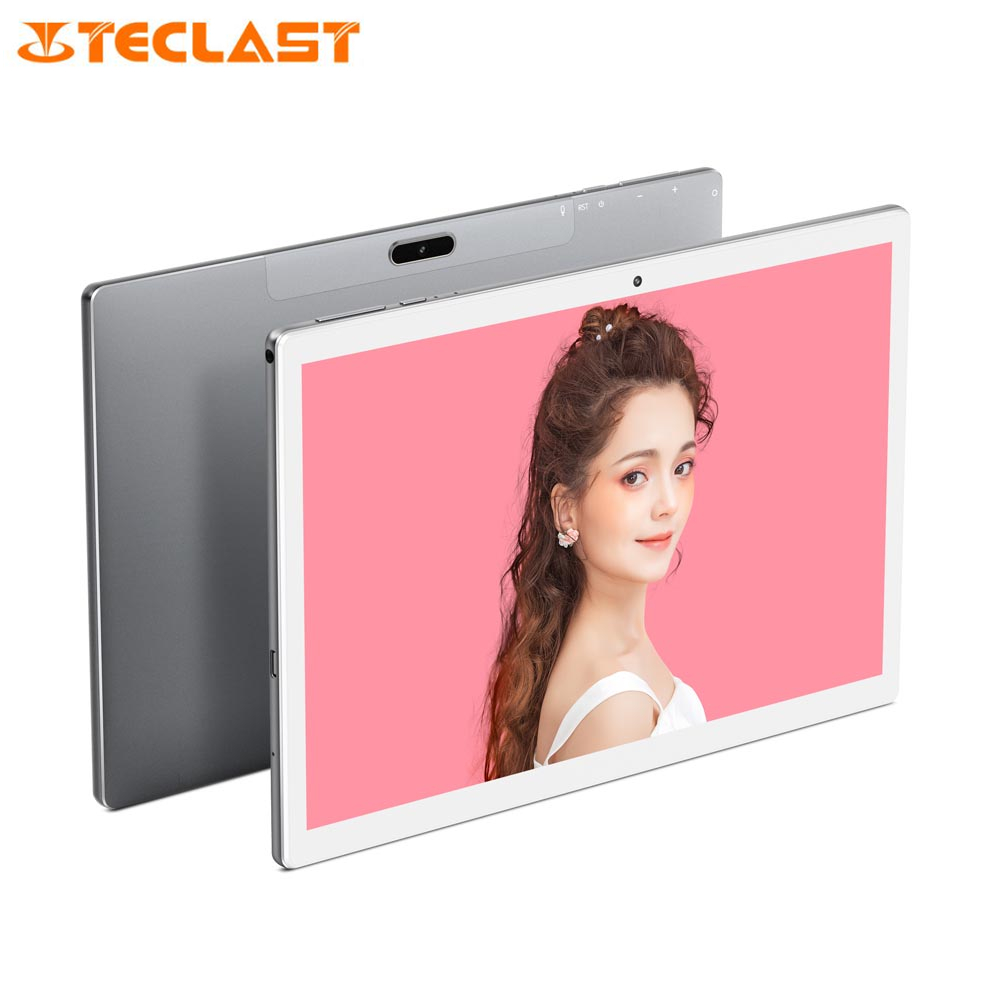 Teclast M30 4G tablettes alphablet 10.1 pouces 1920x1200 Android 8.0 tablette PC 3GB RAM 64GB ROM MT6797 X27 Deca Core 7500mAh GPS