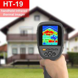 Camera Thermal-Imager-Detector Infrared Temperature Digital Professional HT-19 Heat-Ir