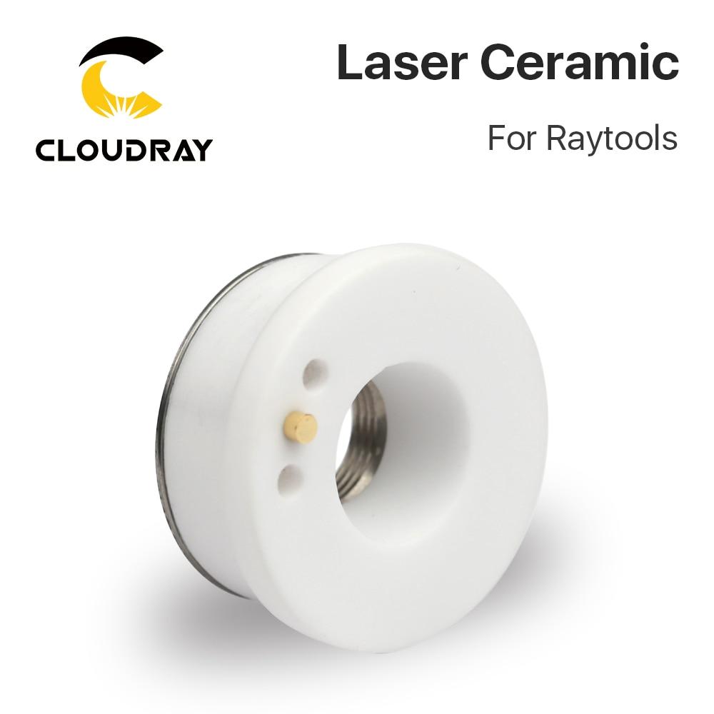 Cloudray Laser Keramiek 32mm / 28.5mm OEM Raytools Lasermech Bodor - Onderdelen voor houtbewerkingsmachines - Foto 3