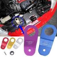 Aluminum Car Engine Water Tank Radiator Stay Mounting Bracket for Hondas Civics EKs