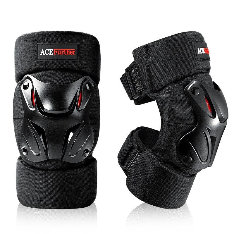 Наколенники мотоциклетные спортивные, дышащие, защита от ношения, короткие, для мотокросса