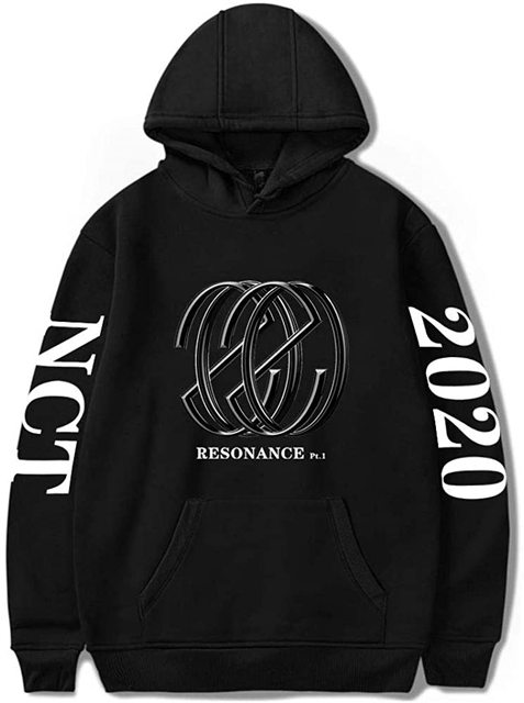 Personality NCT 2020 : Resonance Pt. 1 Hoodie Sweatshirts Men Women Pullover Casual Harajuku Tracksuit Clothes 2