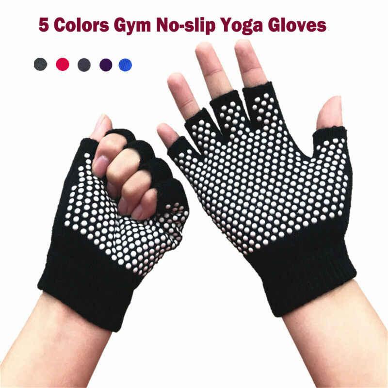 Gym Fitness Gloves Men Women Ladies Weight Lifting Bodybuilding Training Workout