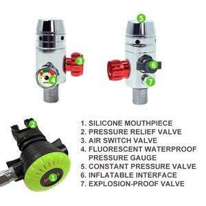 Image 5 - SMACO S400/S400Plus мини оборудование для ныряния с аквалангом, цилиндр с 16 минут, 1 литр емкости многоразового дизайна