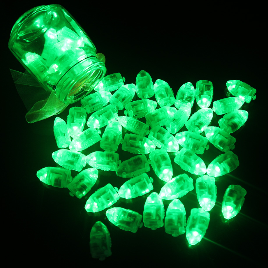 5000pcs/lot LED Flash Lamps Balloon Lights for Paper Lantern Wedding Party Festival Supplies DHL Free Shipping
