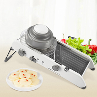 Household Kitchen Tools Multi function Stainless Steel Chopping Shreds Artifact Grater Slicer Kitchen Wipes Potato Cocina Knife