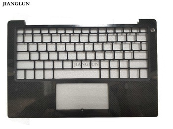 JIANGLUN Laptop Palmrest Without Touchpad For Dell XPS 13 9370 YNWCR 0YNWCR CN-0YNWCR US Layout Version Black Color