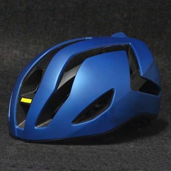 MAVIC-casco de triatlón ultraligero para hombre y mujer, Casco de Bicicleta de...