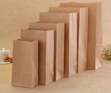 Giấy Kraft Túi Giấy Nâu Thực Phẩm Tặng Túi Bánh Mì Sấy Khô Hoa Quả Bánh Nướng Bánh Kẹo Xà Phòng Handmade Đóng Gói Lấy Ra túi