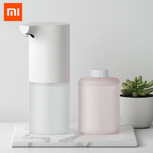 Image 1 - In Stock Xiaomi Mijia Auto Induction Foaming Hand Washer Wash Automatic Soap Dispenser 0.25s Infrared induction For Family ho D5