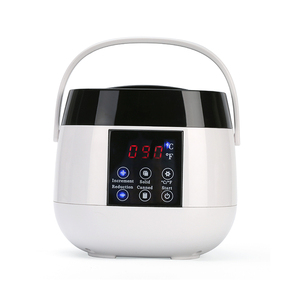 Image 5 - 500CC Wax Heater Hair Removal Machine LCD Display Smart Waxing Machine SPA Hand Feet Body Epilator Paraffin Wax Warmer Fast Heat