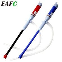 Sıvı yağ Transfer pompası su pompası motorlu elektrikli açık otomobil araç yakıt gaz Transfer emme pompaları sıvı transferi yağı