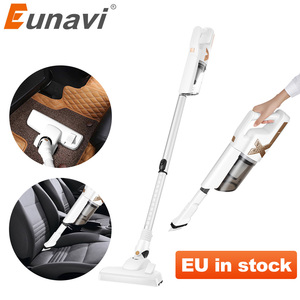 Car Household Vacuum Cleaner High Power Vertical Clean Vacuum Cleaner Portable Cordless Wireless Handheld Cyclone Filter Sweeper(China)