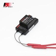 Flysky 2,4G 18CH радиопередатчик FTr10/FTr16S PPM/BUS/iBUS приемник для FS-PL18 Paladin rc передатчик/пульт дистанционного управления