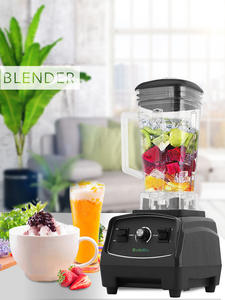 Juicer Blender-Mixer Food-Processor Ice-Smoothie Commercial-Grade Heavy-Duty High-Power