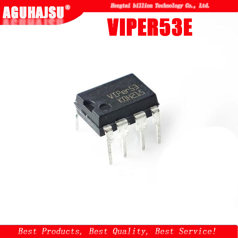 5pcs Viper53 VIPER53E DIP-8 LCD Power Chip