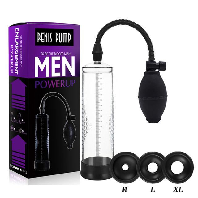 Penis Pumpe Vakuum Pumpe für Penis  3