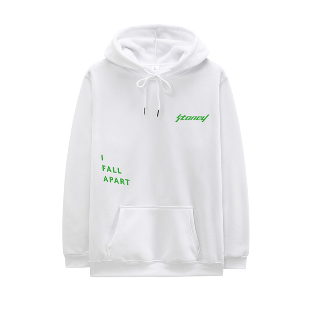 POST MALONE I FALL APART THEMED HOODIE (7 VARIAN)