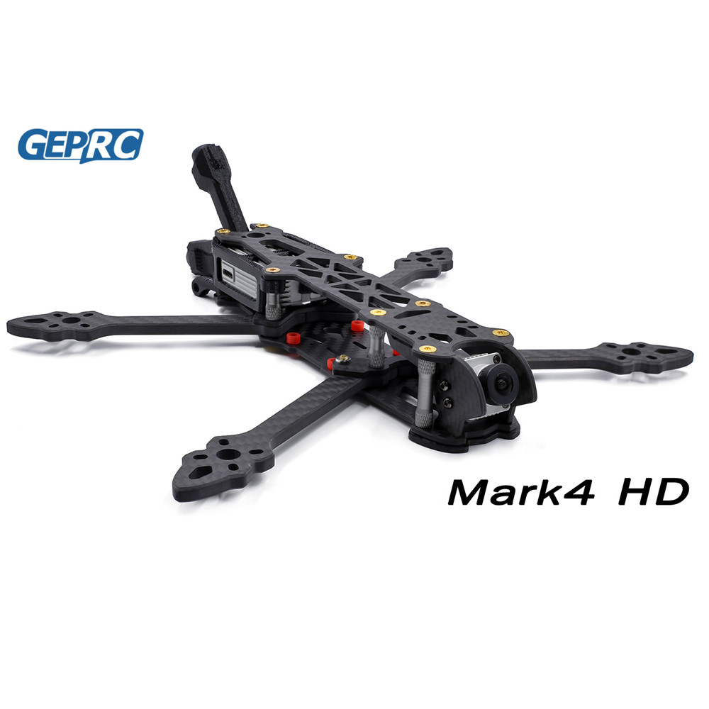 Adapted To DJI FPV Sky End Digital Map Transmission GEPRC  GEPRC Mark4-HD5 FPV Racing Drone Quadcopter Frame