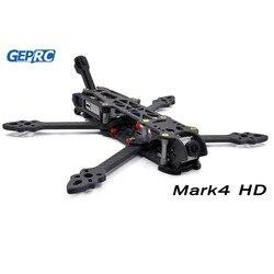 Dostosowane do DJI FPV sky end cyfrowa transmisja mapy GEPRC GEPRC Mark4 HD5 FPV Racing Drone rama quadcoptera w Pancerze od Elektronika użytkowa na
