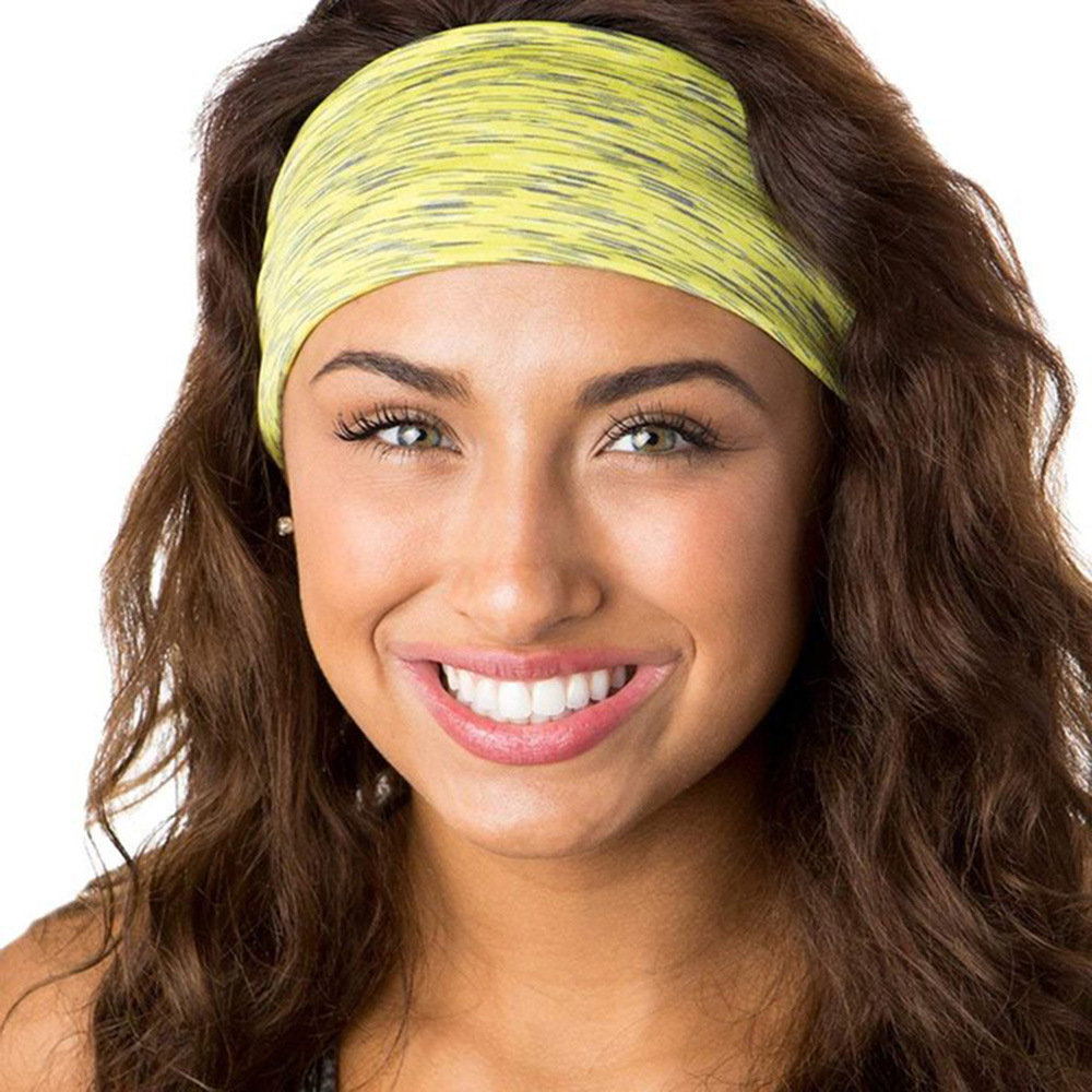 Quick-drying Hair Band Fluorescent Sports Headband Male Spring Summerheadband For Wash Face Hairbands Womens Hair Accessories