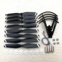 SG900S X192 SG900 X196 F196 RC Drone pièces de rechange moteurs engrenages lames hélice protection lame couvre Etc kit
