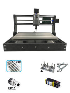 Laser Engraver Wood Hobby Cnc 3018 Mini GRBL DIY PRO ER11 for PCB PVC
