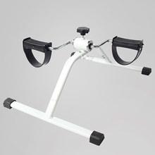 Mini Exercise Bike Adjustable Resistance Armchair Pedal Leg Rehab Indoor Cycling Workout Gym Fitness Body Building Equipment(China)
