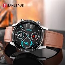 ساعة SANLEPUS الذكية 2021, تأتي مع تقنية بلوتوث ، والمكالمات ، والسوار الرياضي ، واللياقة البدنية ، وساعة لنظام أندرويد ، وآبل ، وشاومي ، وهواوي
