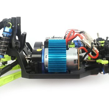 High Quality 12428 A979-B A959-B 540 Motor Heatsink For WLtoys 1:10 1:12 1:8 RC Racing Car Spare Parts image