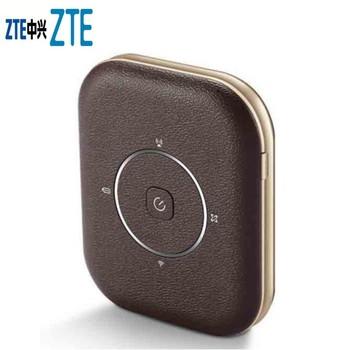 Odblokowany ZTE Nubia WD670 LTE Cat4 mobilny hotspot wifi bezprzewodowy Router 150 mb s 3000mah bateria z gniazdo karty sim PK E5573 E5577 tanie i dobre opinie Zewnętrzny wireless 100Mbps Zdjęcie Wcdma