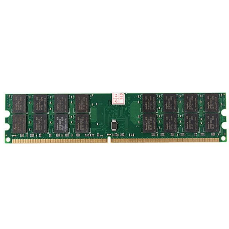 Nuevo 4GB de memoria RAM DDR2 800MHZ PC2-6400 240 Pin Desktop DIMM para la placa base AMD Kembona original chips marca PC de escritorio DDR2 1 GB/2 GB/4 GB 800 MHz/667 MHz/533 MHz DDR 2 DIMM-240-Pins escritorio memoria Ram