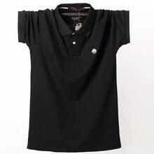 男性ポロシャツ 2020 メンズカミーサmasculinaのメンズ綿のtシャツジャージビッグトール男特大シャツ男性大サイズ夏 5XL