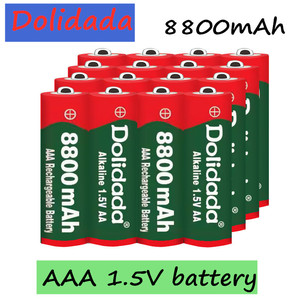 2020 Brand 1.5V AAA rechargeable battery 8800mah AAA 1.5V New Alkaline Rechargeable batery for led light toy mp3 Free shipping