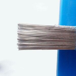 10 шт. 1,6 мм 50 см Алюминий присадочный пруток низкая Температура легко расплава сварки баров порошковая проволока нет необходимости порошковый припой Алюминий пайки