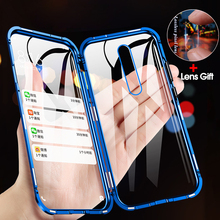 Double-sided Magnetic 360 Full Protect Case for Xiaomi Pocop