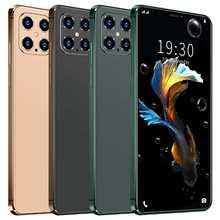 I12 Pro Version mondiale Smartphones 512G ROM 10G RAM Quad Core Android téléphones mobiles visage ID débloqué pas cher Celulares 32mp WIF