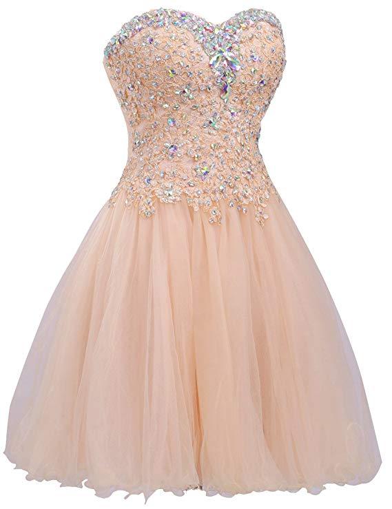 ANGELSBRIDEP-Mezuniyet-Elbiseleri-Homecoming-Dresses-Sexy-Above-Knee-Cocktail-Dress-Fashion-Crystal-Mini-8th-Grade-Party (2)
