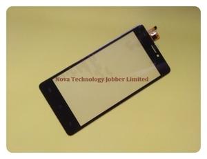 Image 2 - Wyieno 5 ピース/ロット Bq 5005L BQ5005L 強烈なタッチスクリーンセンサータッチパネルデジタイザスクリーン 5.0 インチ