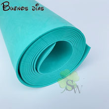 BUENOS DIAS Aqua Green Or Tiffany Blue Color 3mm Environmental Eva foam Sheets,Sands, Dremels, Heats For Cosplay,Craft Material