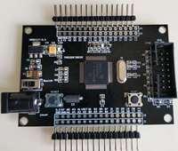 TMS320F28035 Placa de Sistema Mínimo Placa de Núcleo Placa de Desenvolvimento