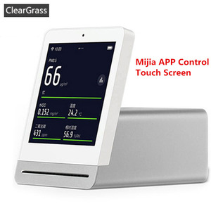 Image 2 - Youpin ClearGrass Air monitor Retina Touch IPS Screen Mobile Touch Operation Indoor Outdoor Clear Grass Air Detector
