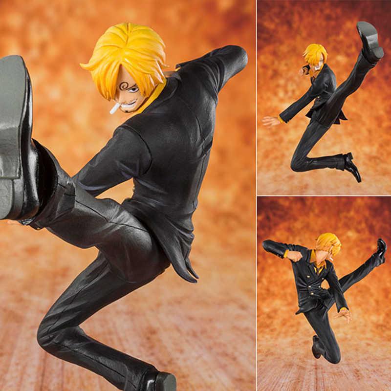 Một Mảnh 20th Ấn Bản Kỷ Niệm Luffy Sanji Zoro Nami Xay Thịt Robin Jinbe Brooke Nhựa PVC Đồ Chơi